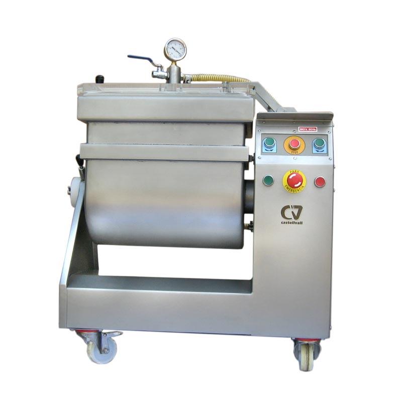 Pastera-mescladora al buit (pala T central) [AVT-50]