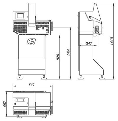 Talladora Automàtica Embotit [CR-710]